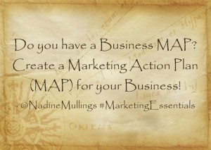 Do you have a business MAP?