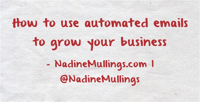 How to use automated emails to grow your business