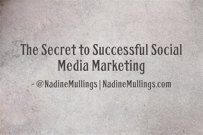 The Secret to Successful Social Media Marketing