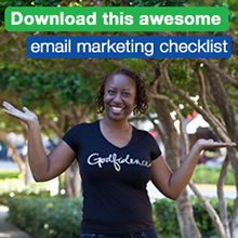 Download this awesome email marketing checklist