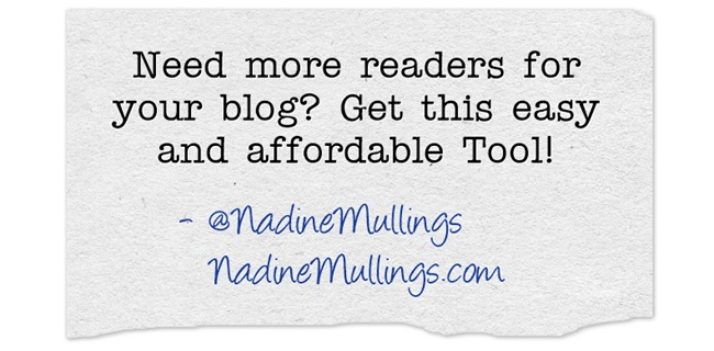 Need more readers for your blog? Get this easy and affordable Tool!