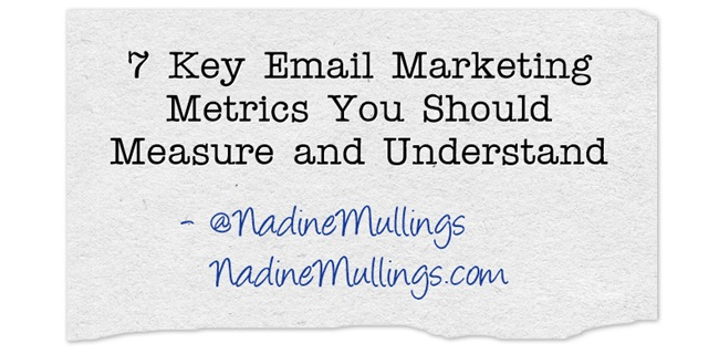 7 Key Email Marketing Metrics You Should Measure and Understand