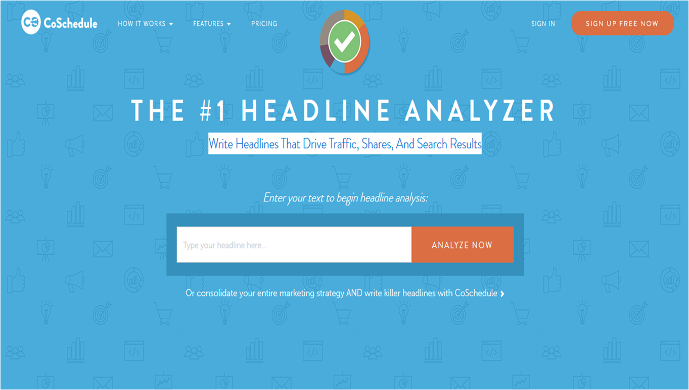3 free tools you can use to create awesome blog headlines for Portent used in a sentence