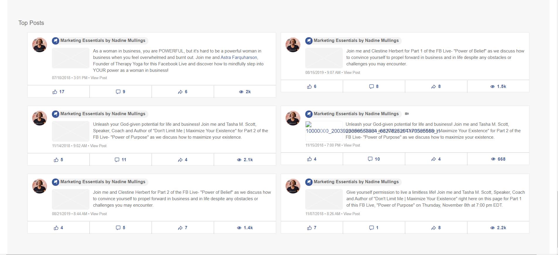 CoSchedule Social Campaign Screenshot