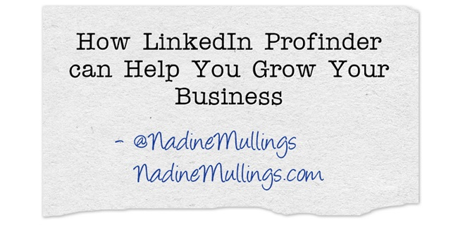 How LinkedIn Profinder can Help You Grow Your Business