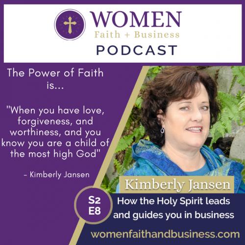 Kimberly Jansen Podcast Quote